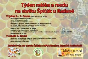 Plakát Špičák A4